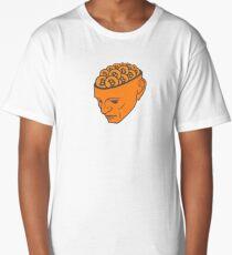 Bitcoin Cerebellum Long T-Shirt