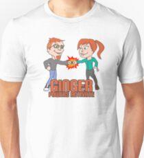Ginger Pride Unisex T-Shirt