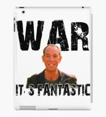 Fantastic War iPad Case/Skin