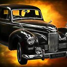Humber Pullman Limousine  by Adrian Evans