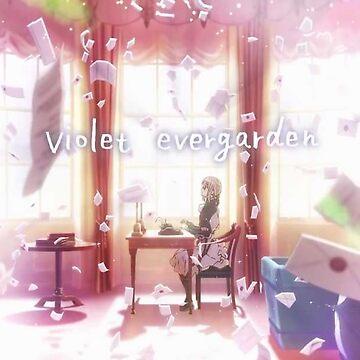Violet Evergarden Anime by GameShadowOO