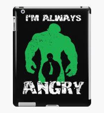 Hulk Quotes Hulk Quotes Ipad Cases & Skins  Redbubble
