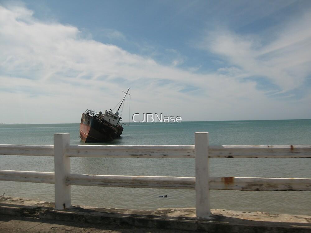 Jamaican Titanic by CJBNase