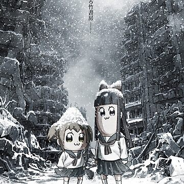 POP TEAM EPIC Anime by GameShadowOO