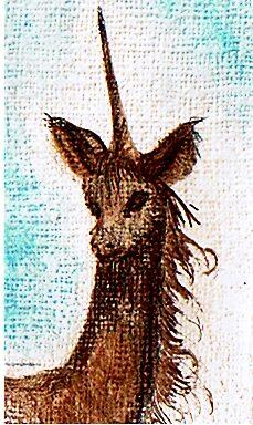 Unicorn by millevache