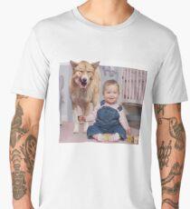 Dingo Baby Men's Premium T-Shirt