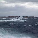 Rock-Bound Coast by George Cousins