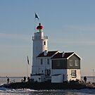 Lighthouse by Robert Abraham