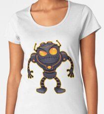Angry Robot Women's Premium T-Shirt