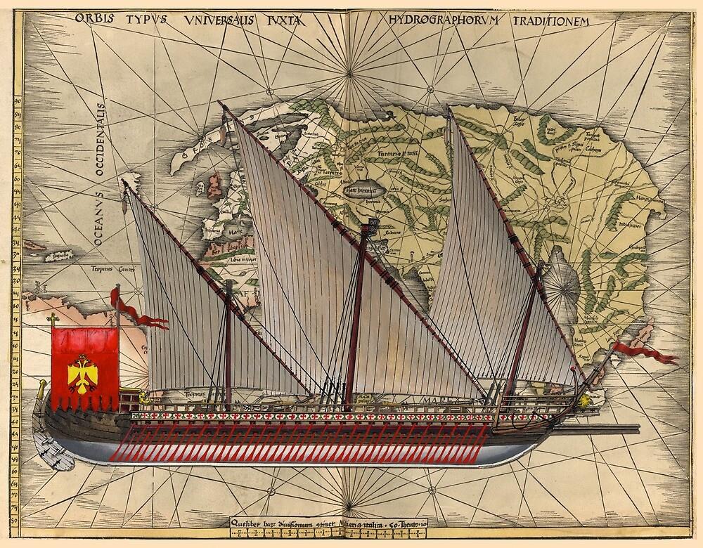 Postkarte - Khélandion von TheCollectioner