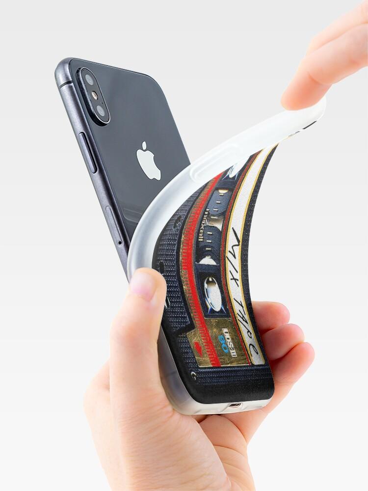 Alternative Ansicht von Gold Mix Kassette iPhone-Hüllen & Cover