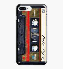 Vinilo o funda para iPhone Cinta de cassette Gold Mix