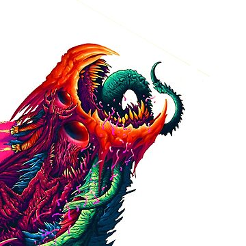 Hyperbeast by MehGustaa