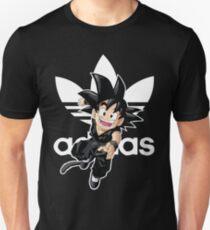 Happy Gohan Goku Sayanadidas adidbas dragon ball BDZ Unisex T-Shirt
