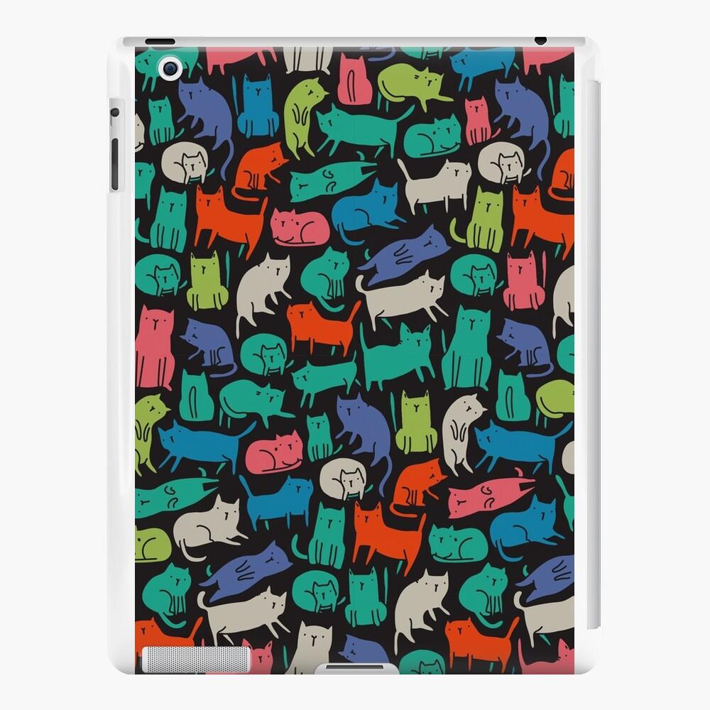 Coole Katzen iPad-Hüllen & Klebefolien