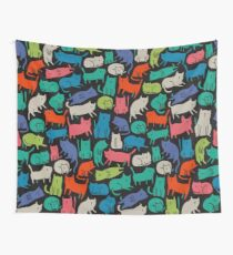 Cool Cats Tapestry