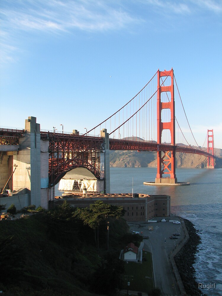 Golden Gate Bridge by Rugirl