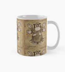 Horus Hippoptumus Amphibius Vitruvian Classic Mug