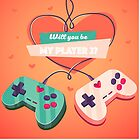 Will you be my player 2? by AlessandroAru