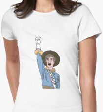 Sister Suffragette Women's Fitted T-Shirt