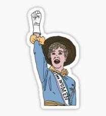 Sister Suffragette Sticker