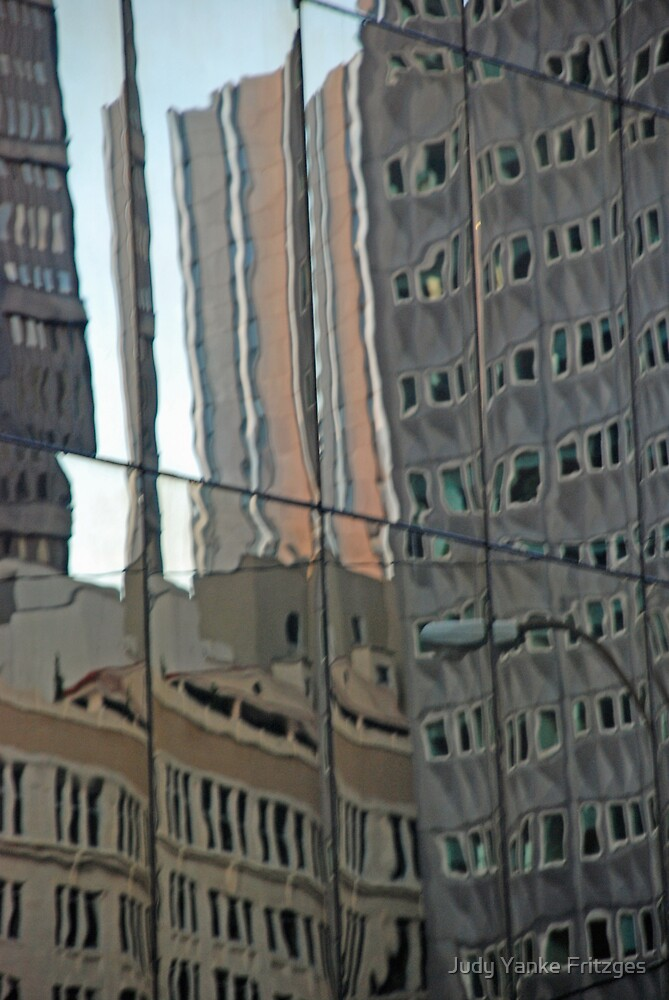 Cityscapes II by Judy Yanke Fritzges