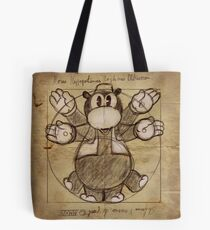 Horus Hippoptumus Amphibius Vitruvian Tote Bag
