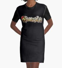 Thundercats logo Graphic T-Shirt Dress