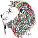« Lion Rasta » par Angel-Rainbow