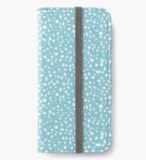 Arctic Thaw - Blue iPhone Wallet/Case/Skin