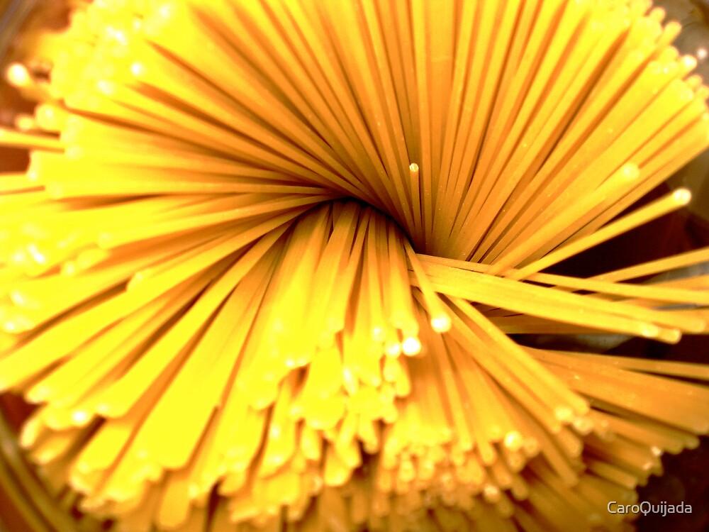 Pasta Flower by CaroQuijada