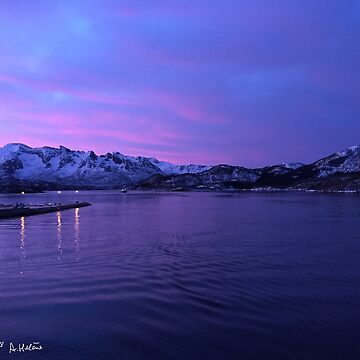 Ornes, Norway by AHELENE