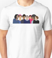 Feminist Girl Gang- Squad Goals Unisex T-Shirt