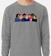Feminist Girl Gang- Squad Goals Lightweight Sweatshirt