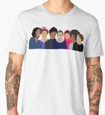Feministische Mädchen Gang-Squad Ziele Männer Premium T-Shirts