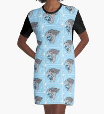 Sick Skateboards - Cold Chillin' Graphic T-Shirt Dress