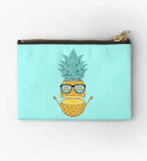 Pineapple Summer Sunglasses Studio Pouch