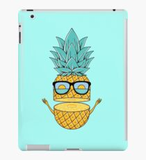 Pineapple Summer Sunglasses iPad Case/Skin
