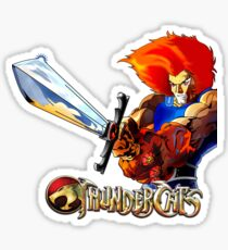Lion-O Sticker