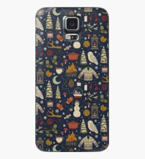 Winter Nights Case/Skin for Samsung Galaxy