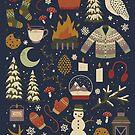 « Nuits d'hiver » par LordofMasks