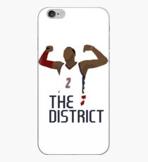John Wall The District iPhone Case