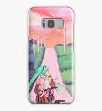 sunset Samsung Galaxy Case/Skin