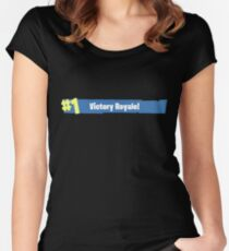 Fortnite - Victory Royale Women's Fitted Scoop T-Shirt