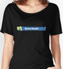 Fortnite - Victory Royale Women's Relaxed Fit T-Shirt