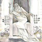 Lich Queen by lysswhitart