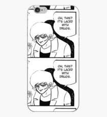 bad influence  iPhone Case