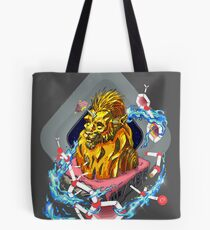 Concentrated Matter Tote Bag