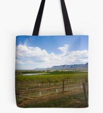 Vineyard - Watagan, NSW Tote Bag