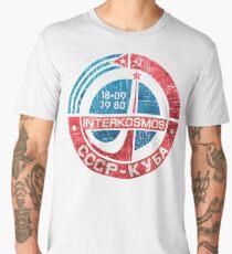 Interkosmos CCCP Cuba V01 Men's Premium T-Shirt